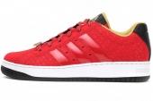 C77792 adidas SS Inspired  贝壳头红色男子篮球鞋