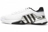 B44440 adidas Barricade 2015 白黑色男子网球鞋