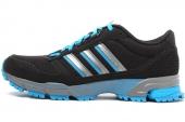 B40017 adidas Marathon 10 TR M 黑色男子跑步鞋