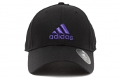 S20451 adidas Perf Cap CO 黑色中性运动帽子