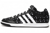 B44438 adidas Oracle VI STR W Mid 黑色女子网球鞋