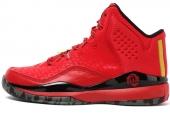 C77851 adidas D Rose Dominate II 罗斯系列红色男子篮球鞋