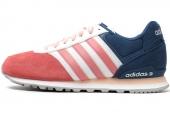 F97666 adidas 10K W 红蓝色女子休闲鞋