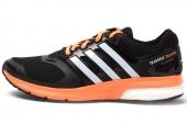 B40172 adidas Questar Boost W TF 黑色女子跑步鞋