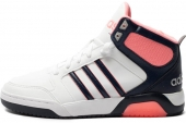 F97844 adidas BB9TIS W 白色女子休闲鞋