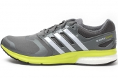 M29529 adidas Questar Boost TF M 狼灰色男子跑步鞋