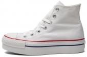 540170 Converse Chuck Taylor All Star 外增高女款帆布鞋