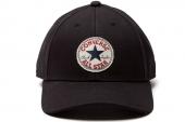 10673C002 Converse黑色中性运动帽子