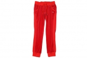 S14128 adidas C/H Velour Pant 红色女子针织长裤
