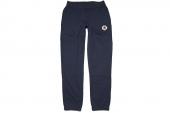 10989C410 Converse运动蓝色男子针织长裤