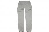 10989C035 Converse纹理灰色男子针织长裤