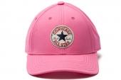 10673C679 Converse洋粉色中性运动帽子