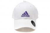 S20455 adidas Perf Cap CO 白色中性运动帽子