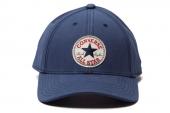10673C404 Converse暗夜蓝色中性运动帽子