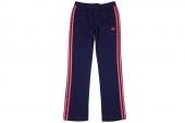 S13554 adidas K Track Pant 深紫色女子针织长裤