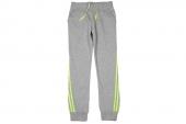S26782 adidas NEO 3S TP 灰色女子针织长裤