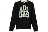 S26836 adidas M Fieece SWT 黑色男子针织卫衣