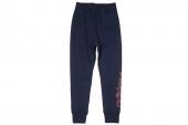 S26732 adidas M Fleece TP 墨蓝色男子针织长裤