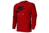 642842-658 Nike红色男子卫衣