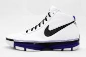 317088-101 Nike Zoom Kobe II Lite 科比2代轻量版黑白紫