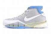 313143-011 Nike Zoom Kobe I 科比1代灰北卡篮球鞋