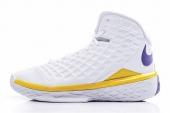 318695-151 Nike Zoom Kobe III SL 科比3代白黄限量