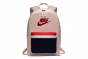 BA5879-682 Nike Heritage 2.0 粉色双肩背包