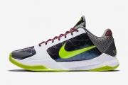 CD4991-100 Nike Zoom Kobe V Protro 科比5代小丑配色复刻版