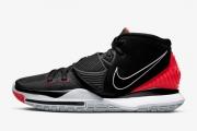 BQ4631-002 Nike Kyrie 6 EP 欧文6代篮球鞋黑红