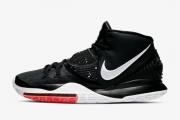 """欧文6 """"Jet Black"""" BQ4631-001 Nike Kyrie 6 EP 黑白配色"""
