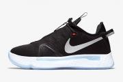 CD5082-001 Nike PG 4 EP 保罗乔治4代篮球鞋黑白