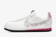阿甘鞋2020情人节配色 CI7854-100 Nike Classic Cortez SE