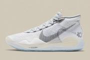 "CK1197-101 KD12白灰 ""Wolf Grey"" Nike Zoom KD12 NRG EP"
