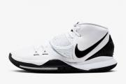 欧文6黑白奥利奥 BQ4631-100 Nike Kyrie 6 EP