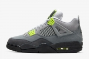 AJ4 Neon 男款 CT5342-007 Air Jordan 4 Retro SE