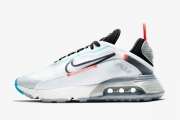 "CT7698-100 Nike Air Max 2090 ""Pure Platinum"" 白蓝女款"