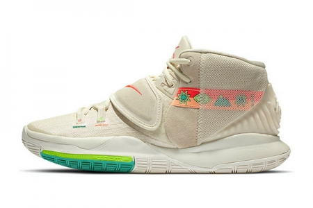 欧文6 N7北美限定配色 CW1785-200 Nike Kyrie 6